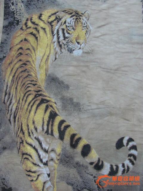 刺绣吉祥动物图