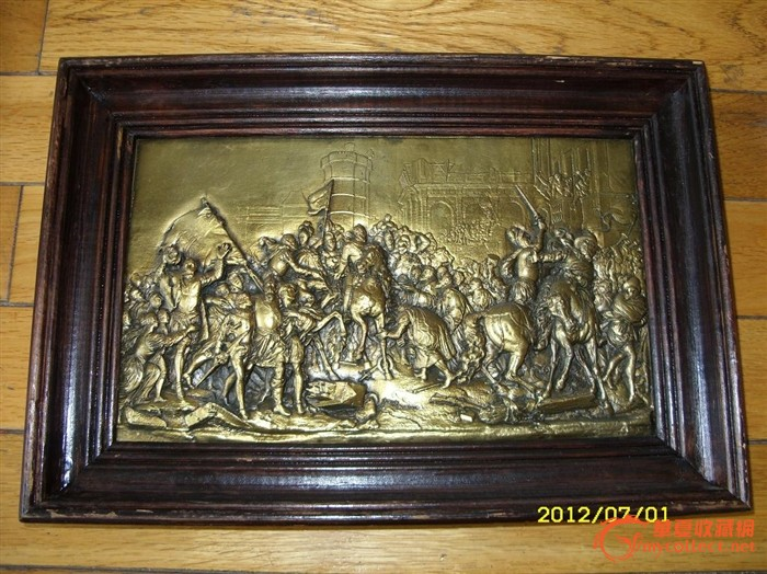 俄罗斯铜版画
