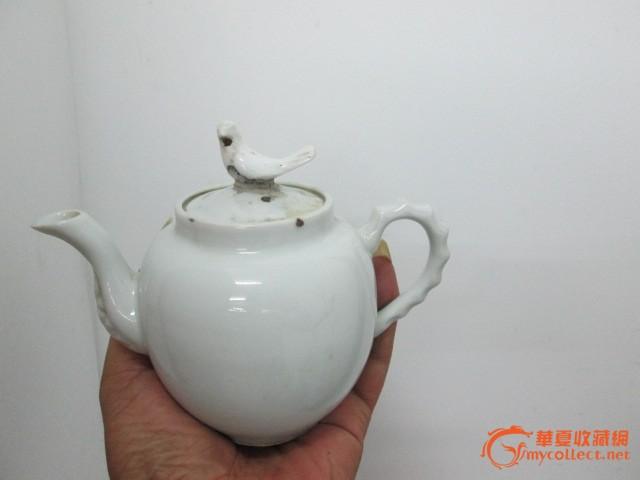 可爱的小茶壶