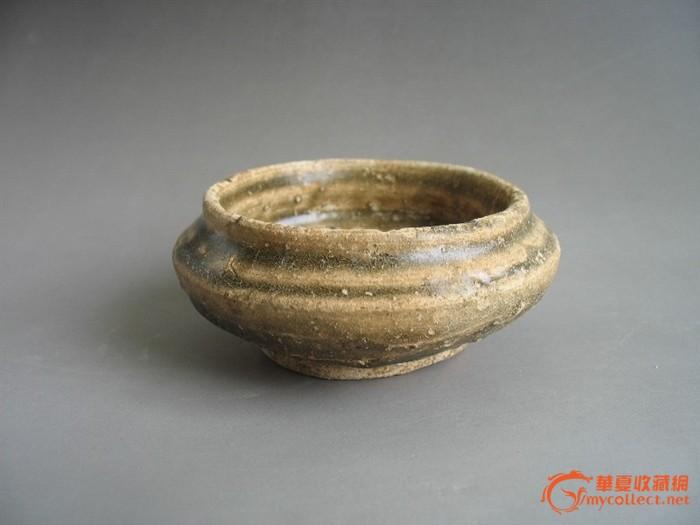 西周原始青瓷盂