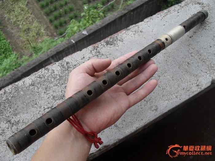 清早竹笛乐器一只