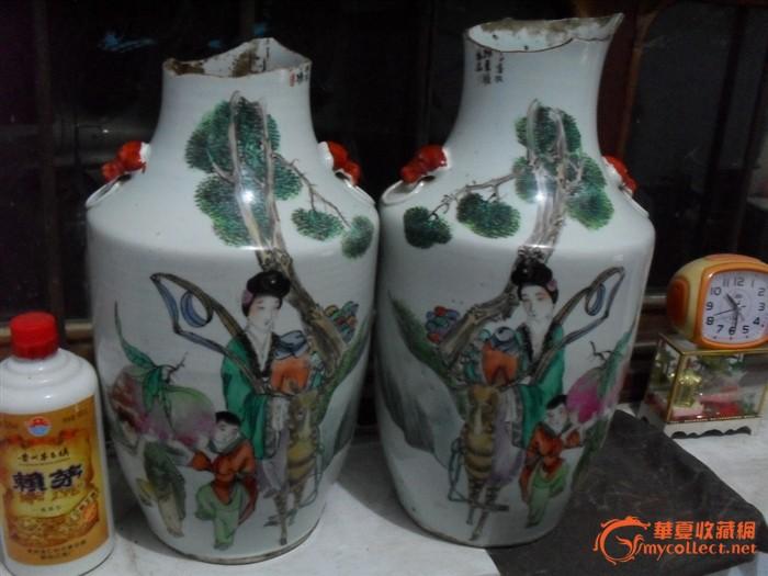 欧克泥手工制作花瓶