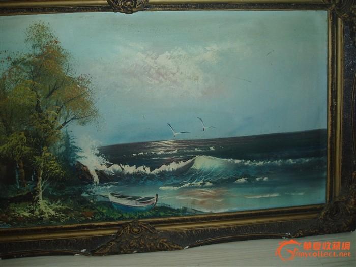 俄罗斯风景油画