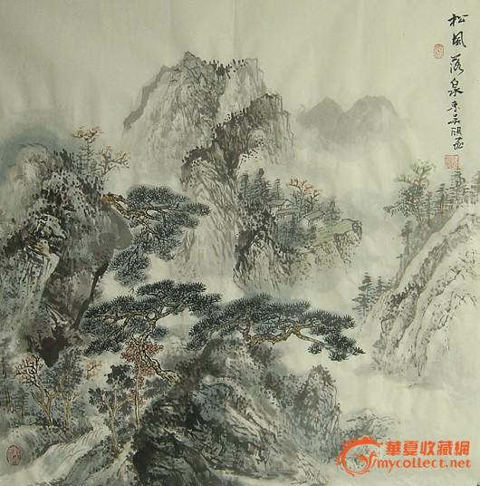 中国画画家排名
