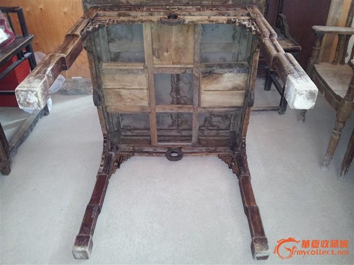 金丝楠木桌