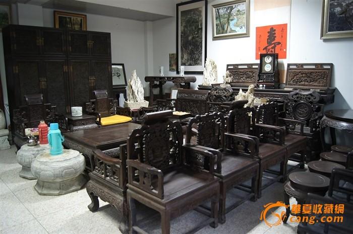 红木家具展厅_红木家具展厅价格_红木家具展厅图片_藏