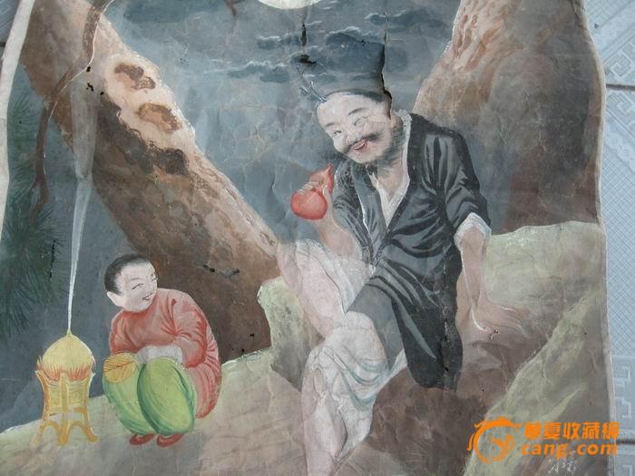 老水彩人物画
