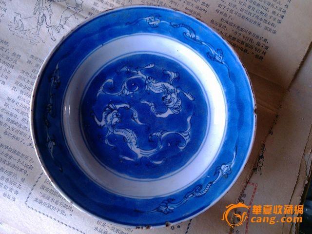 醴陵群力老瓷器手绘白牡丹人大杯碟 红色文革 醴陵国光68年出人物风景