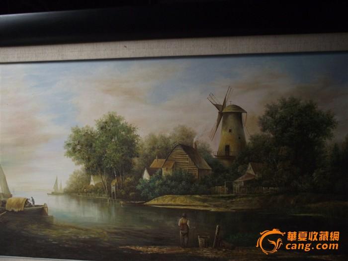 精品风景油画
