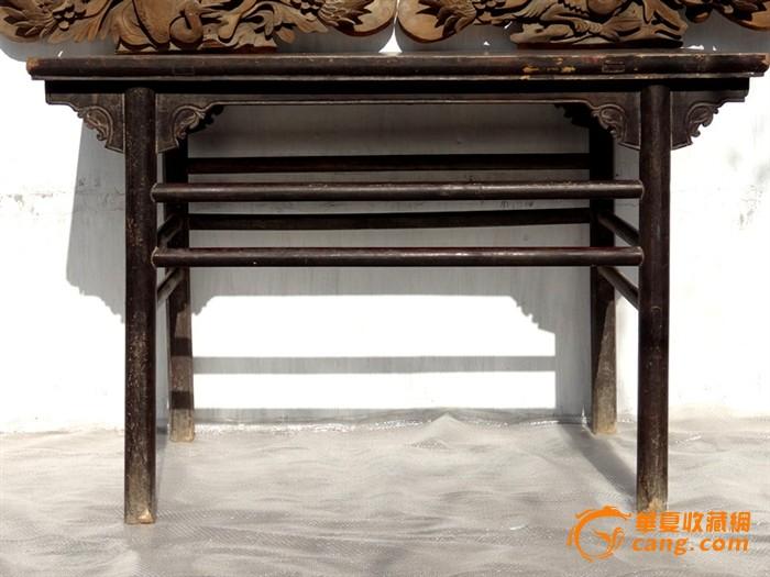 明式画桌.图片