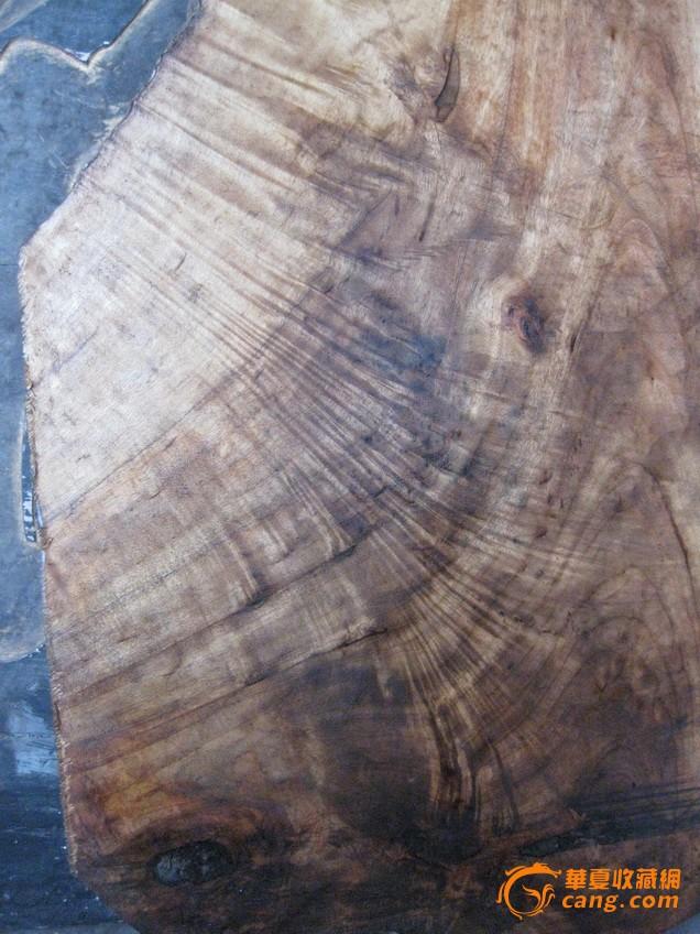 精品金丝楠水波纹木板