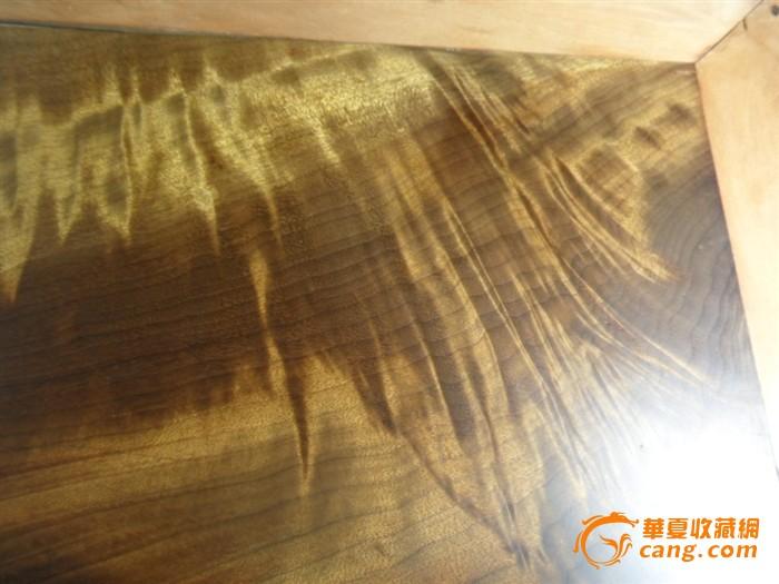 金丝楠木老家具面板