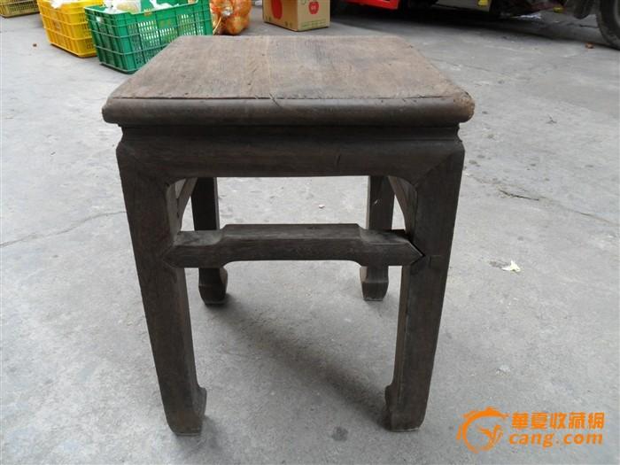 方凳子铁力木