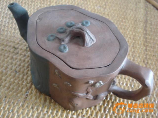 橡皮泥茶壶的制作步骤