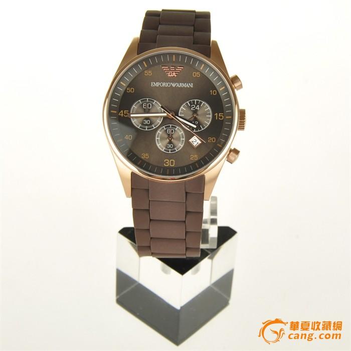 阿玛尼ar5890多少钱 阿玛尼手表男士时装石英男表 ...