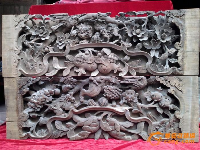 动物木雕_动物木雕价格_动物木雕图片_来自藏友民间