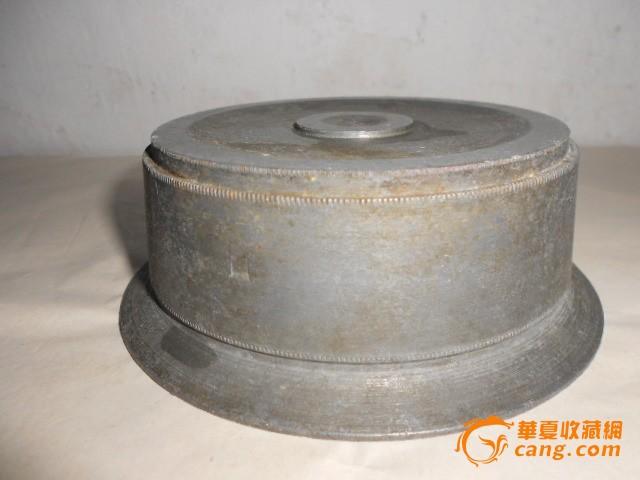 铝制古董烟灰缸-图4