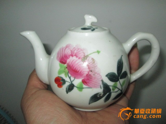 可爱小茶壶