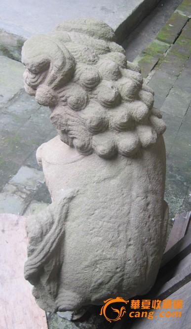 明代石狮子_明代石狮子价格_明代石狮子图片_来自藏友图片