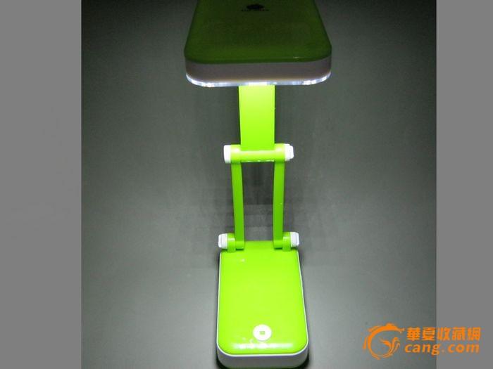 led折叠式充电节能台灯(24个led灯)