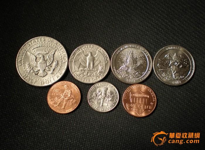 美国硬币 美国硬币价格