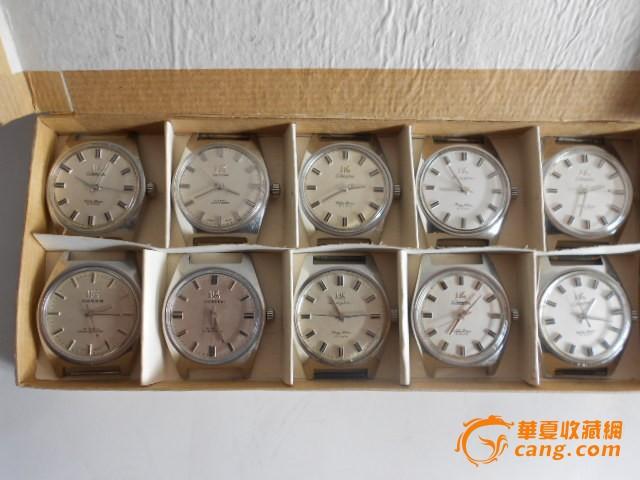 70年代结婚用大上海牌古董手表