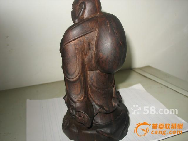 越南沉香木雕佛