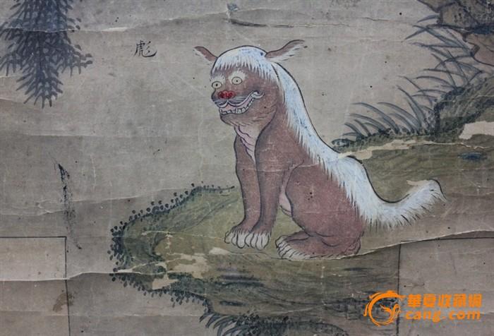 动物画_动物画价格_动物画图片