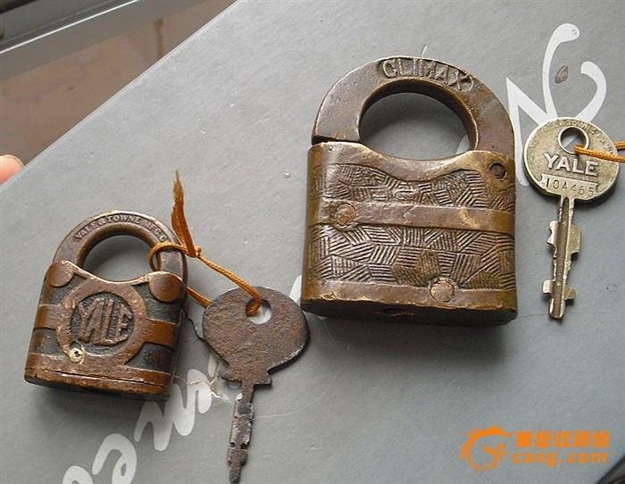三锁两钥匙的接线图
