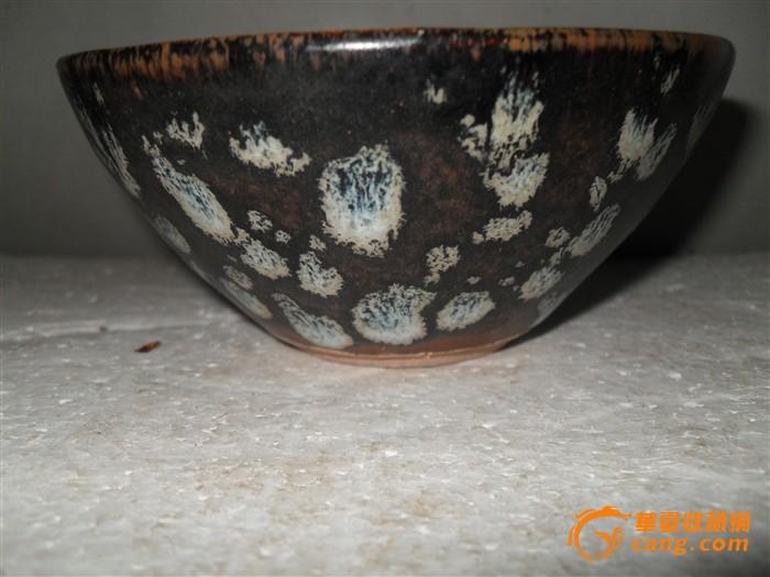 吉州窰剪纸碗