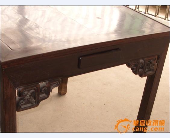 红酸枝红木麻将桌