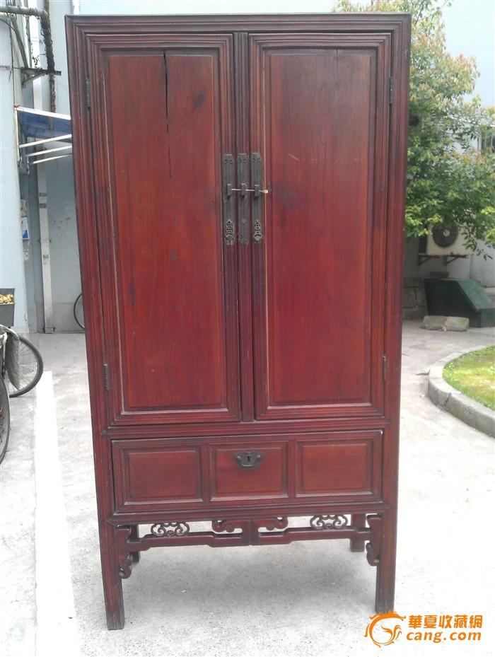 民国榉木柜_民国榉木柜价格_民国榉木柜图片_来自藏友