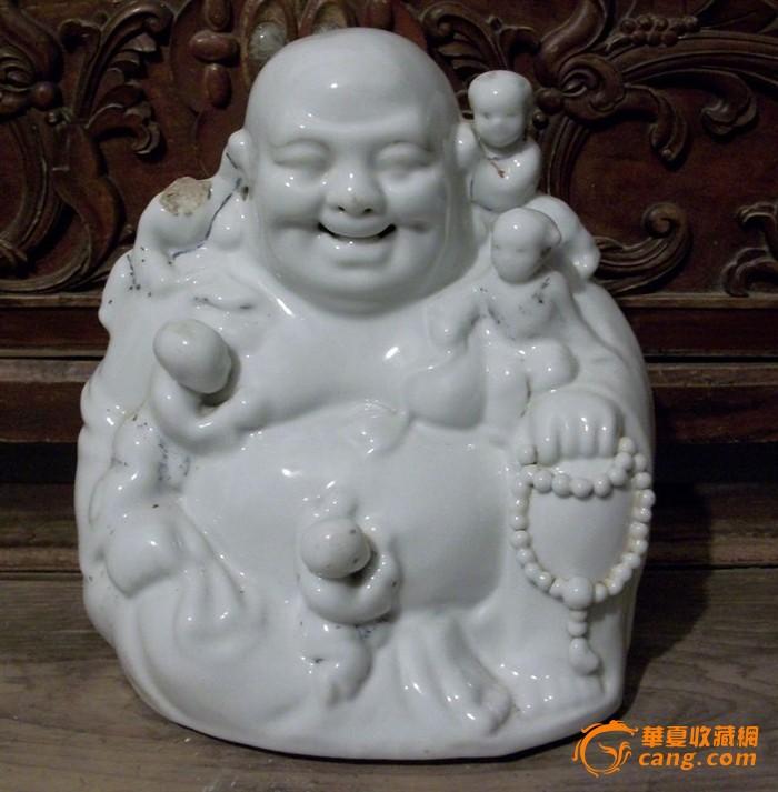民国醴陵瓷五子罗汉