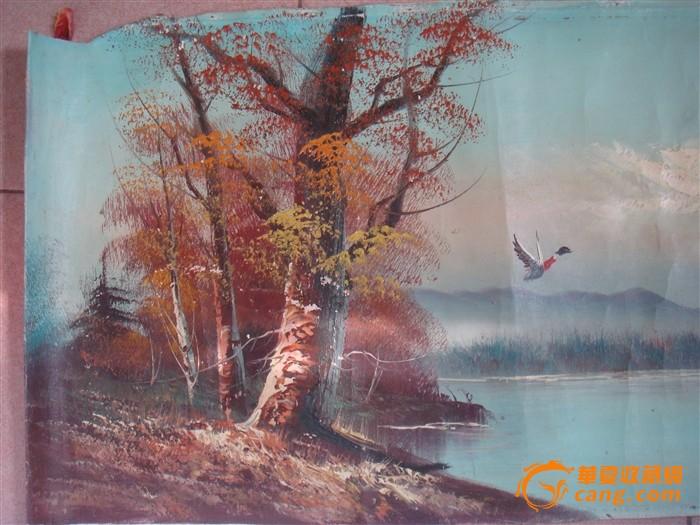 风景油画_风景油画价格_风景油画图片_来自藏友朋友遍