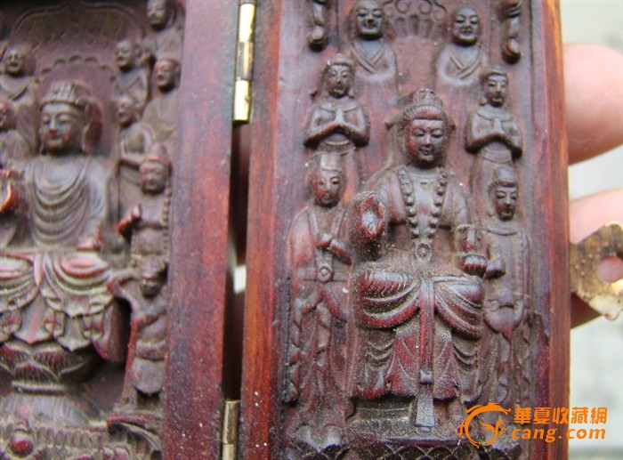 老红木木雕