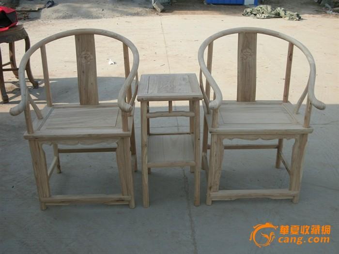 圈椅榫卯结构图解