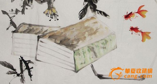 主要代表作品《秋天的色彩》《乡情》等分别获得全国工笔画展一等奖