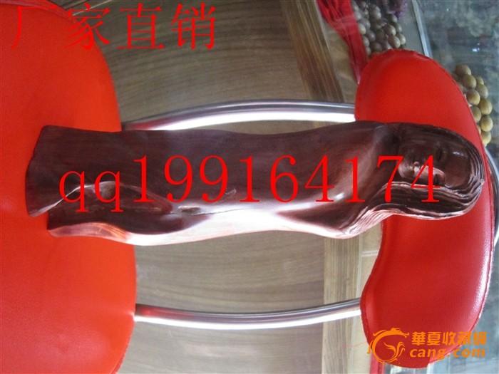 特价越南黄花梨木雕摆件精雕美女手把件红木工艺品品
