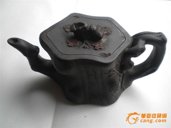 周桂珍紫砂壶图片