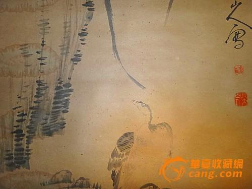 八大山人-鹰图片