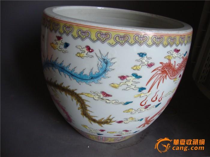 画缸的_画缸的价格_画缸的图片_来自藏友小娅斋_陶瓷