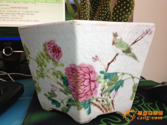 大号种树花盆图片价格