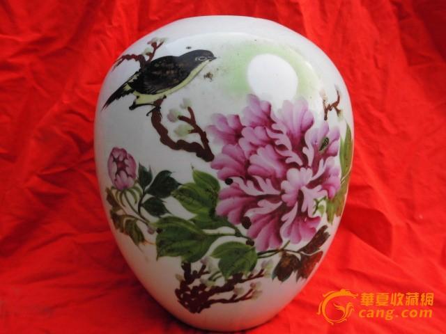 地摊 陶瓷 其它 文革瓷器1954  编号 jy5229536 上传