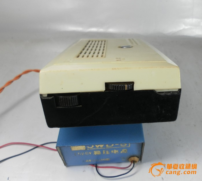 文革:飞乐739收音机(带老稳压器)