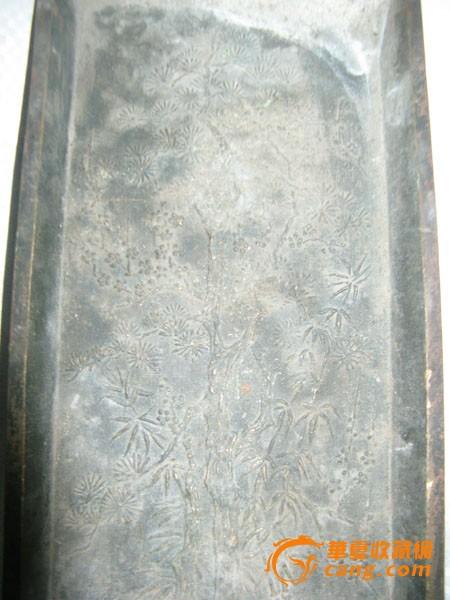 长方体松籽铜道具