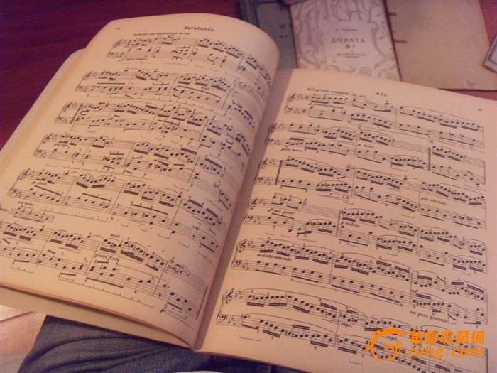 俄文 法文 世界名曲 钢琴 小提琴谱