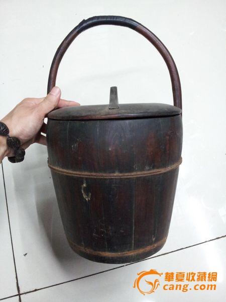 木头做的小桶子