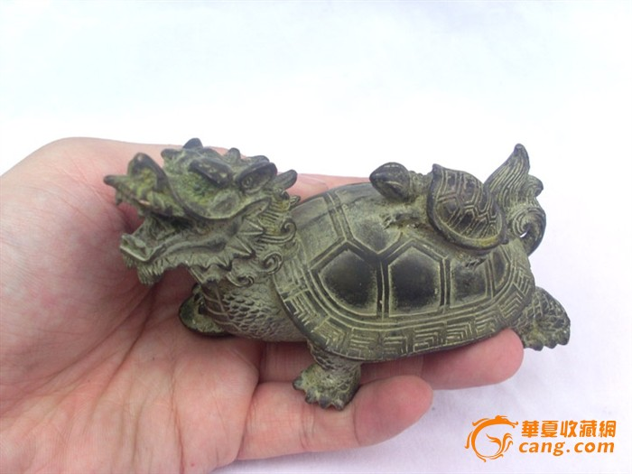 动物 龟 青铜器 700_525