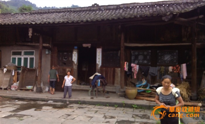 四川农村老房子图片