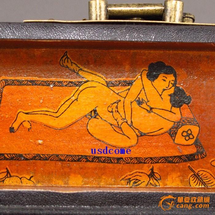 木雕刻花龙凤呈祥首饰盒